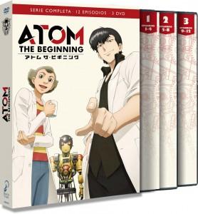 Atom The Beginning