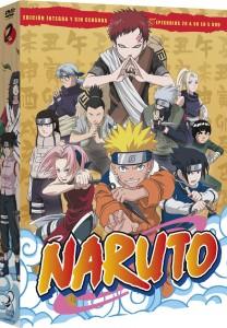 Naruto, Box 02 (Selecta Visión)