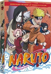 Naruto, Box 03 (Selecta Visión)