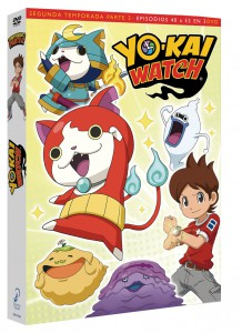 Yo-kai Watch, Temporada 2 - Parte 2