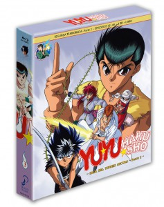 Yu Yu Hakusho, Box 03 (First Print Edition)