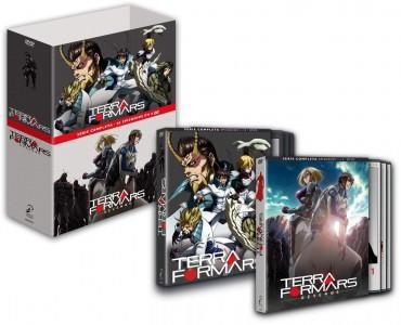 Terra Formars + Terraformars Revenge