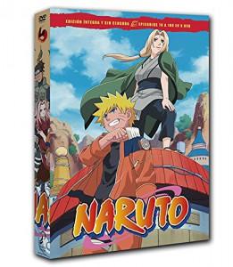 Naruto, Box 04 (Selecta Visión)