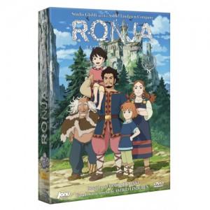 Ronja, La Hija del Bandolero