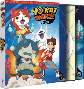 Yo-kai Watch, Temporada 2 - Parte 4