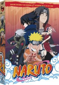 Naruto, Box 05 (Selecta Visión
