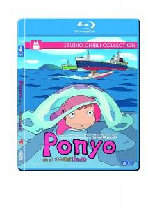 Ponyo, en el Acantilado (Ed. Sencilla)