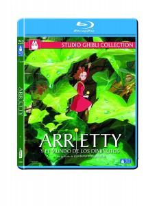 Arrietty y el Mundo de los Diminutos (Ed. Sencilla)