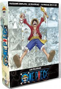 One Piece: Las Películas (Colección Completa)