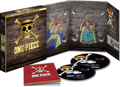 One Pieces: La Películas - Box 1 (Golden Edition)