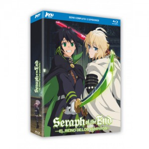 Seraph of the End (El Reino de los Vampiros) Temporada 1