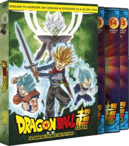 Dragon Ball Super, Box 05