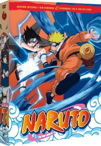 Naruto, Box 06 (Selecta Visión)