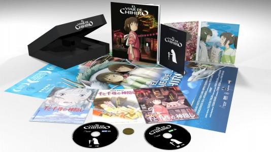 El Viaje de Chihiro (Edición Coleccionistas Combo)