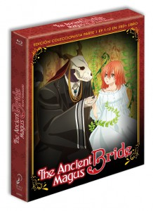 The Ancient Magus Bride, Parte 1 (Edición Coleccionistas)