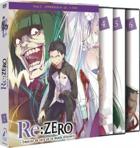 Re:Zero, Parte 2