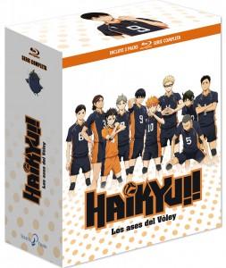 Haikyu!, Los Ases del Vóley (Serie Completa)