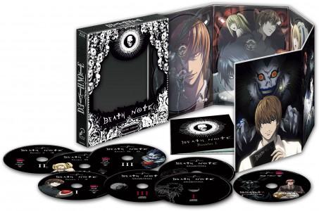 Death Note , Serie + 2 especiales (Shinigami Edition)