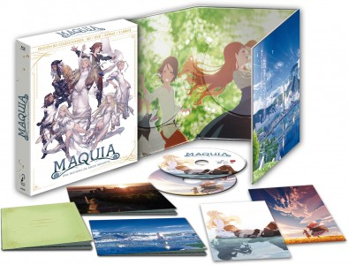 Maquia: Una Historia de Amor Inmortal (Edición Coleccionistas)