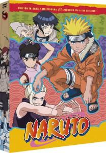 Naruto, Box 08 (Selecta Visión)