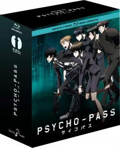 Psycho-Pass, Serie Completa + Película