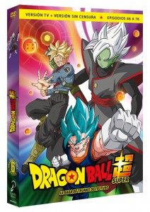 Dragon Ball Super, Box 06