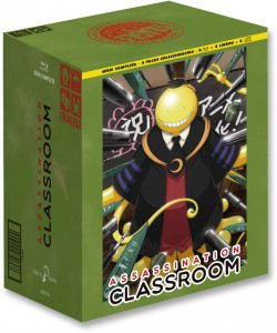 Assassination Classroom, Serie Completa