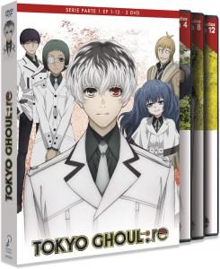 Tokyo Ghoul:re, Parte 1