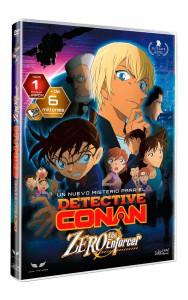 Detective Conan: El Caso de Zero