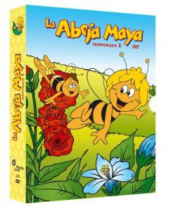 La Abeja Maya, Temporada 1 (Imagen restaurada)