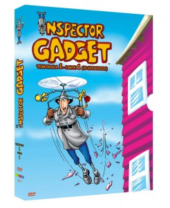 Inspector Gadget, Temporada 1
