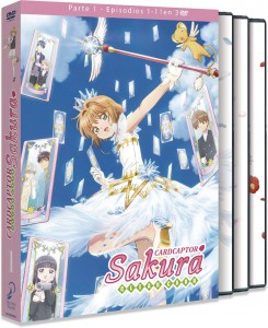 Card Captor Sakura: Clear Card, Parte 1