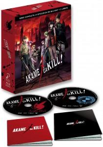 Akame ga Kill!, Serie Completa
