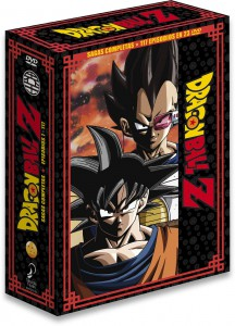 Dragon Ball Z, Sagas Completas Box 01