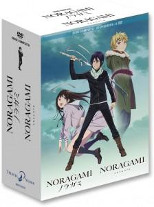 Noragami + Noragami Aragoto