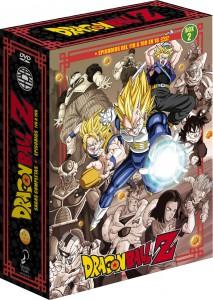 Dragon Ball Z, Sagas Completas - Box 02
