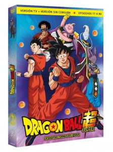 Dragon Ball Super, Box 07