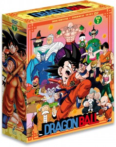 Dragon Ball, Sagas Completas Box 02
