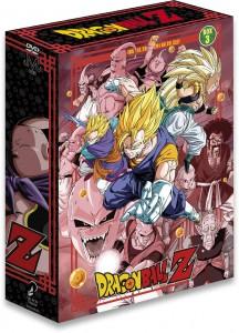 Dragon Ball Z, Sagas Completas - Box 03