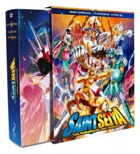 Saint Seiya (Los Caballeros del Zodiaco) - Serie Completa