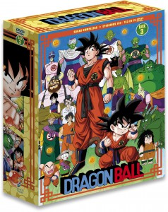 Dragon Ball, Sagas Completas Box 03