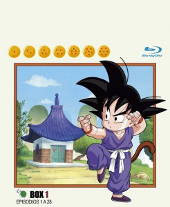 Dragon Ball, Box 01