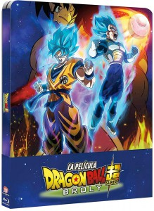 Dragon Ball Super Broly (Steelbox)