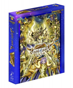 Saint Seiya: Soul of Gold, Serie Completa