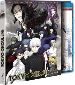 Tokyo Ghoul:re, Parte 2 (Edición Coleccionistas)