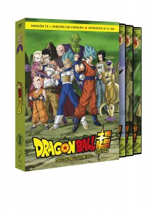 Dragon Ball Super, Box 08
