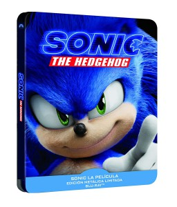 Sonic: La Película (Metal Box)