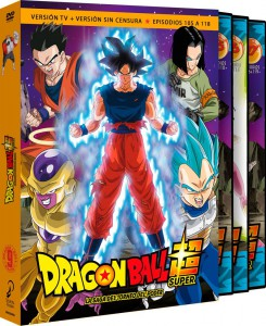 Dragon Ball Super, Box 09