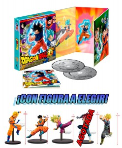 Dragon Ball Super, Box 09 (Ed. Coleccionista) + Figura