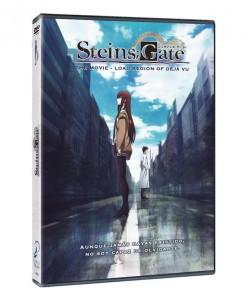 Steins;Gate: El Déjà vu de la Región de Carga